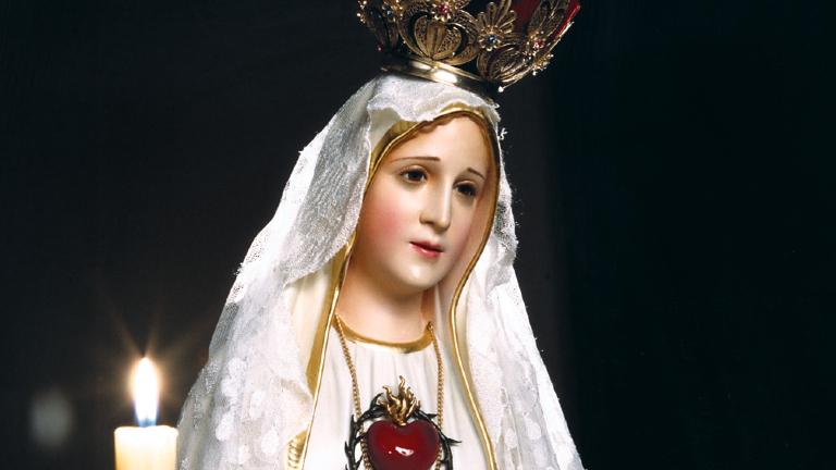 nossa senhora de fatima arquivo cn No twitter, Papa recorda Natividade de Maria celebrada nesta quarta-feira