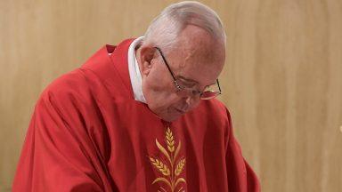 Vaticano publica antologia com homilias do Papa para a pandemia