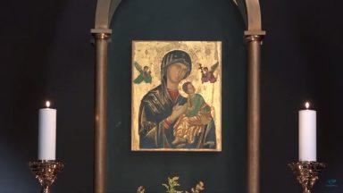 Igreja celebra a memória de Nossa Senhora do Perpétuo Socorro