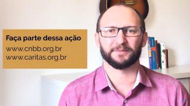 CNBB, Cáritas e Ação Cidadania se unem para projeto solidário