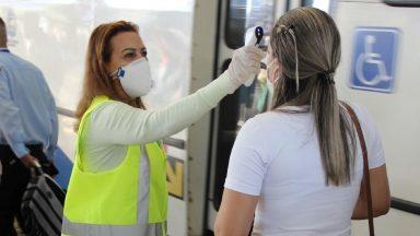 Brasil tem 61,8 mil mortes e 1,49 milhão de casos de covid-19