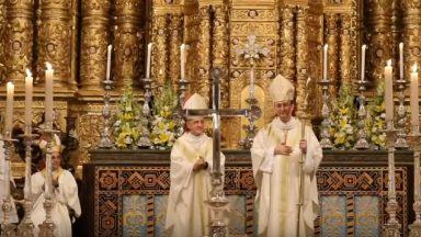 Dom Sergio toma posse como novo arcebispo primaz do Brasil