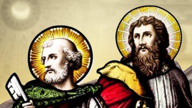 Pedro e Paulo não só falaram, mas também morreram pelo seu Senhor, lembra cardeal