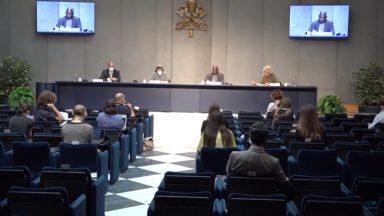 Vaticano apresenta planos e iniciativas à Igreja no pós-pandemia