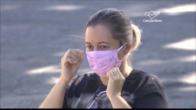 Estudo: máscara e distanciamento social são eficazes contra pandemia
