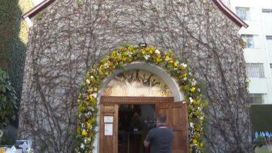 Santuário da Mãe e Rainha Três Vezes Admirável celebra 50 anos