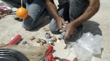 Na Terra Santa, associação ajuda famílias a conseguir água potável