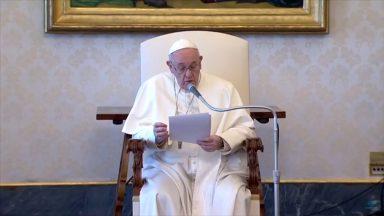 Memória: da Biblioteca do Vaticano, Papa conclui suas reflexões