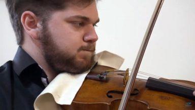 Academia de Música de Jerusalém elege jovem violinista em campeonato