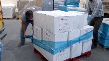 Em Jerusalém, Cáritas oferece suporte a vítimas da pandemia
