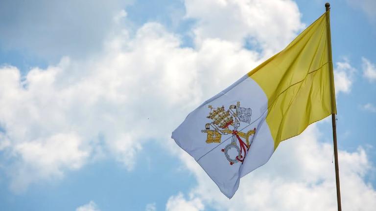 bandeira vaticano santa se Andreas Duren CNA Santa Sé entra na OMS como Observador Permanente