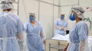 Brasil tem 13,4 milhões de casos acumulados de Covid-19