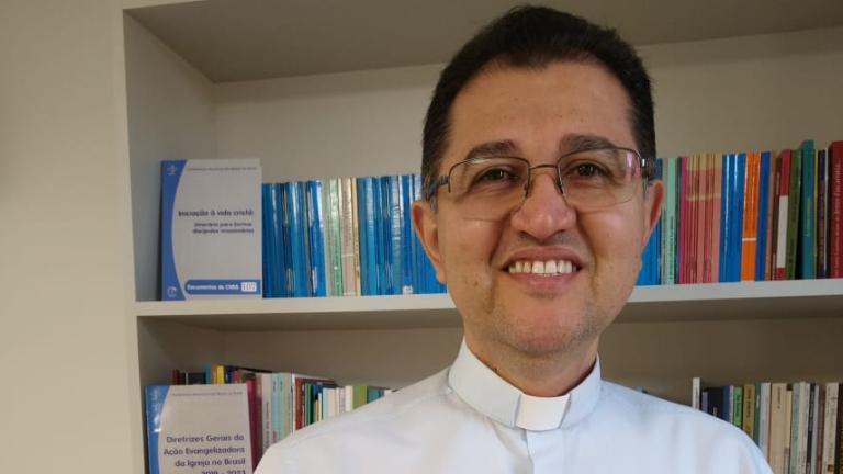 padre Janison de Sa Santos catequese arquivo pessoal Padre avalia Semana Bíblica Nacional e comenta próximos passos
