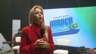 Canção Nova Abraça São Paulo leva a Palavra de Deus a todo o Brasil