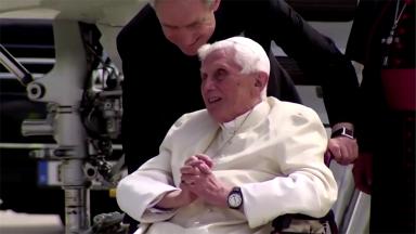 Secretário de Bento XVI comenta condição de saúde do Papa Emérito
