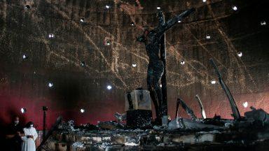 Papa: solidariedade ao povo após ataque à Catedral de Manágua