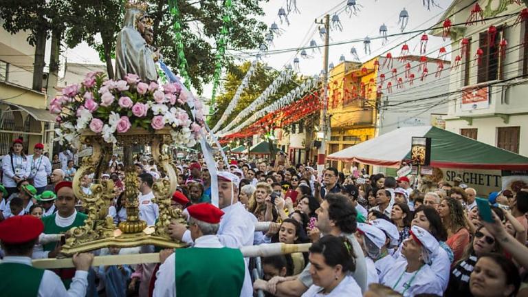 Tradicional Festa de Nossa Senhora Achiropita completa 94 anos