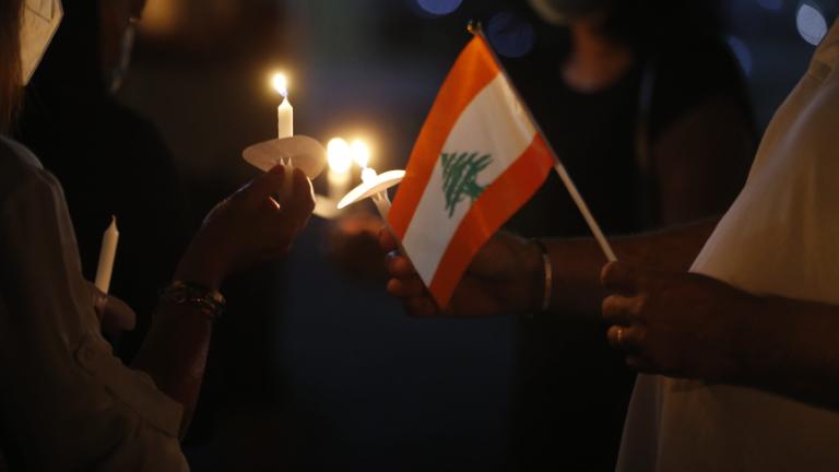 libano oracao libaneses explosao Patrick Breen The Republic via Imagn Content Services LLC Papa recebe representantes cristãos para rezar pela paz no Líbano