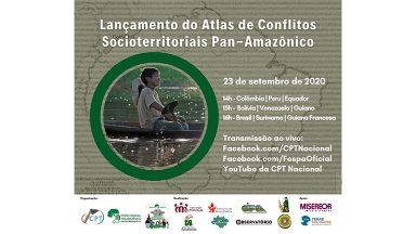 Países da Pan-Amazônia lançam Atlas de Conflitos Socioterritoriais