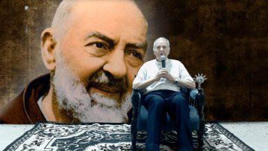 Padre relata como São Padre Pio o ajudou a seguir vocação sacerdotal