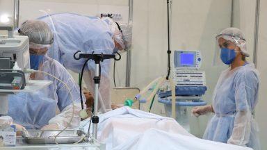SP fecha último hospital de campanha para tratamento de covid-19