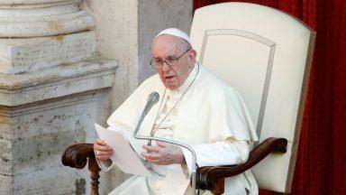Durante catequese, Papa Francisco fala sobre a oração de Jesus