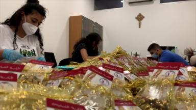 Jovens iniciam projeto solidário para ajudar população de Beirute