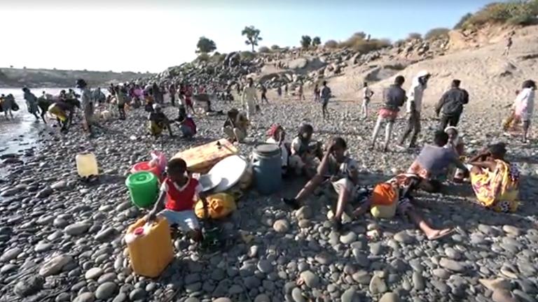 Etiopia refugiados Papa faz apelo pelo fim das violências no Tigray, Etiópia