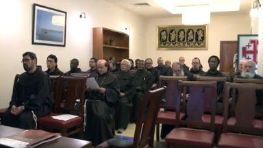 Na Terra Santa, sacristãos são treinados a proteger templos da pandemia