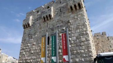 Museu da Torre de Davi se prepara para reabertura pós-pandemia