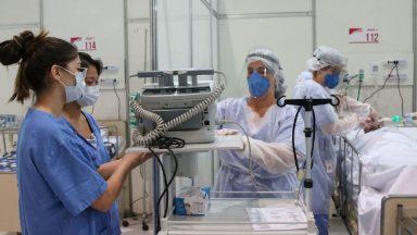 Brasil registra 73,3 mil infectados pela Covid-19 em 24 horas
