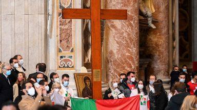 Em janeiro, símbolos da JMJ serão acolhidos na Sé de Lisboa