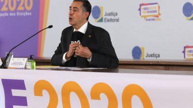 Barroso comenta instabilidade do aplicativo e-Título