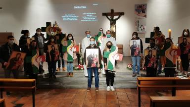 Diocese portuguesa realiza entrega dos símbolos da JMJ Lisboa 2023