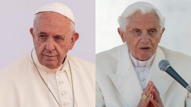 Papa Francisco e Bento XVI recebem vacina contra Covid-19 no Vaticano