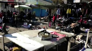 Ataque suicida duplo deixa ao menos 28 mortos em Bagdá