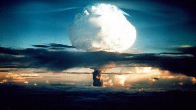 Papa renova apelo por um mundo sem armas nucleares