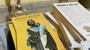 Paróquia e devotos relatam iniciativas de celebração do Ano de São José
