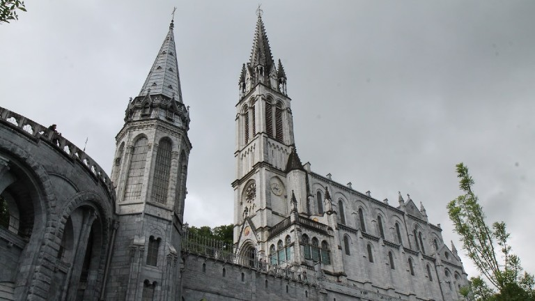 santuário de lourdes Elise Harris CNA Santuário de Lourdes pede apoio dos fiéis em suas atividades