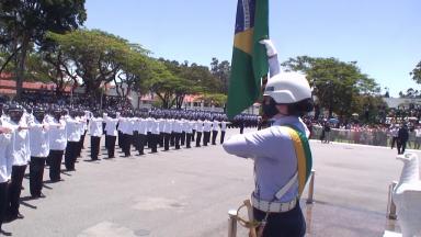 Comando da Aeronáutica completa 80 anos com cerimônia em Brasília