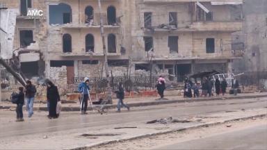 Igreja na Síria ajuda os cristãos de Alepo que sofrem com a pobreza
