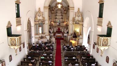 Cidade do interior de Sergipe celebra o padroeiro Senhor dos Passos
