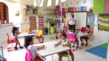 Pais de estudantes ficam preocupados com a volta das aulas presenciais