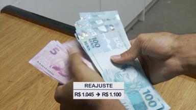 INSS inicia o pagamento dos benefícios com o reajuste anual