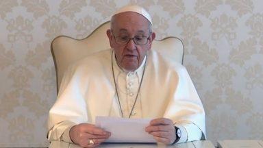 Congresso de Educação Religiosa recebe mensagem do Papa