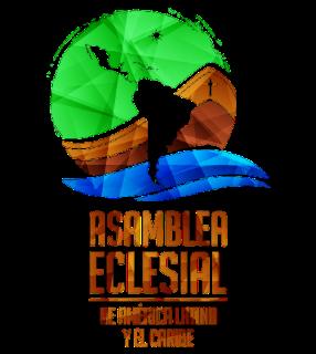 logo da assembleia eclesial da américa latina e caribe