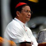 Diálogo é o pedido do cardeal Charles Bo para Mianmar