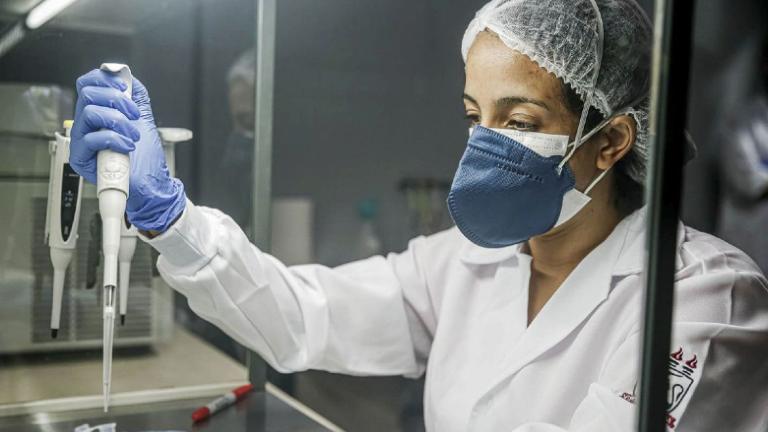 covid coronavirus pandemia saúde © Andrea Rego Barros Prefeitura de Recife Brasil atinge marca de 95% de recuperados da Covid-19