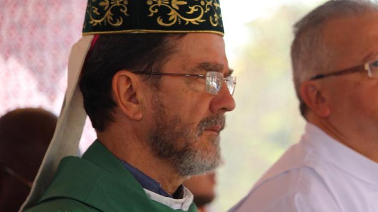 novo bispo da diocese de Cachoeiro de Itapemirim