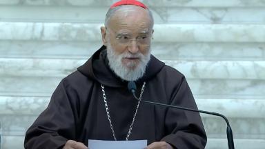 Conversão é destaque da primeira pregação da Quaresma no Vaticano